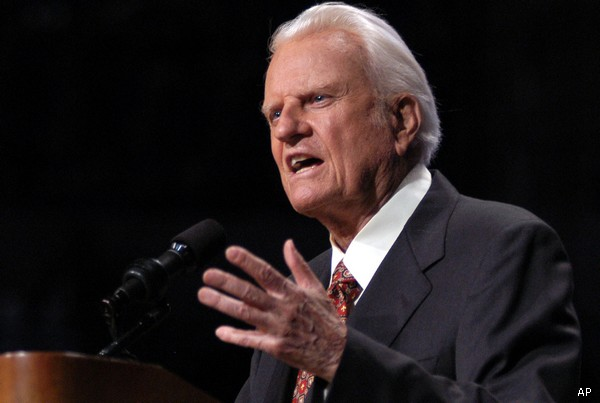 Billy Graham Testimony