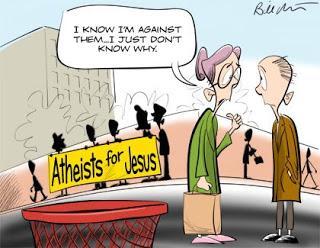 Atheist joke