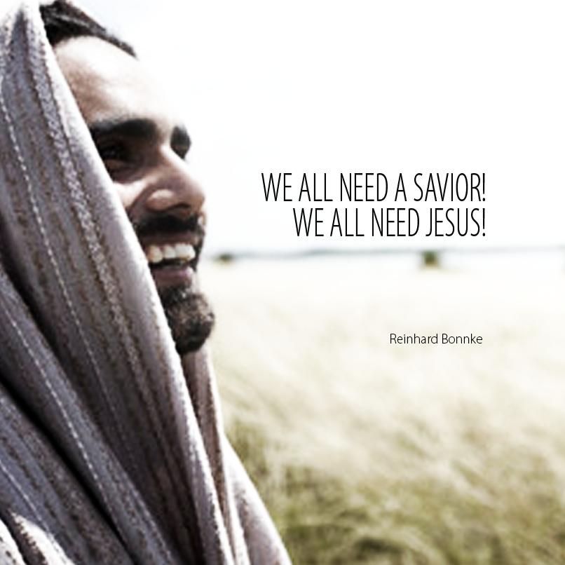 we need a savior