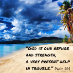 it is well with my soul God is my refuge