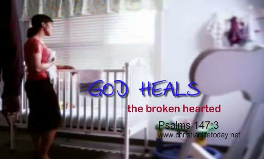 Psalms 147 verse 3 God Heals