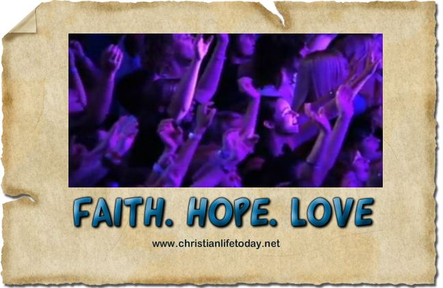 Jesus God Hope Love