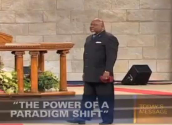 Christian Life Today | Tag Archive | Bishop TD Jakes Books
