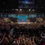 Joseph Prince at Lakewood Church
