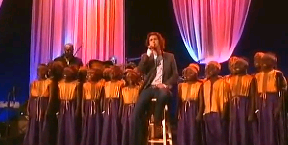 Josh Groban With African Children Choir You Raise Me Up