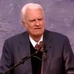 Billy Graham Preaching at Camden Yards in Baltimore