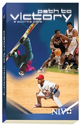 NIV Path To Victory Multi-Sport Bible