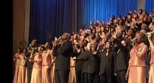 Worthy Is The Lamb  Brooklyn Tabernacle Choir