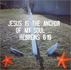 Jesus is the Anchor and Hope