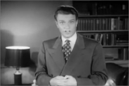 Young Billy Graham Christmas Message