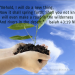 New Year inspirational Bible Verses