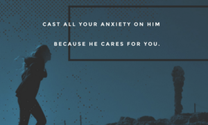 cast all your cares upon God