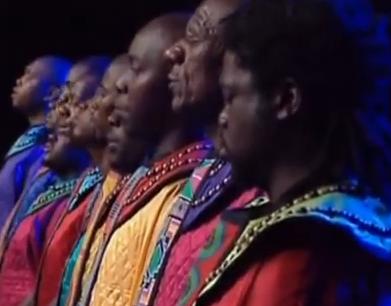 Amazing Grace Soweto Gospel Choir