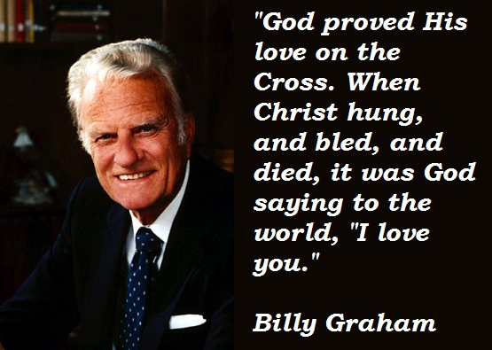 quote Dr. Billy Graham 1958 Crusade