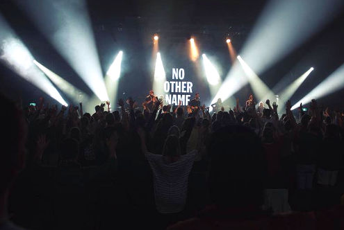 Hillsong No Other Name