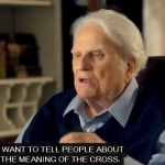 The Cross Billy Graham Message To America