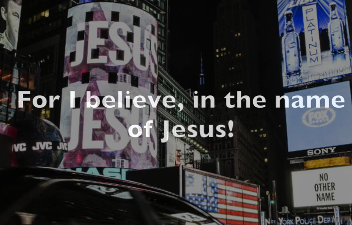 This I Believe The Creed Hillsong Live