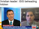 Christian leader ISIS beheading children