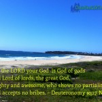 10 Bible Verses About God