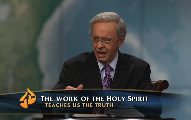 Walking in the Holy Spirit Charles Stanley