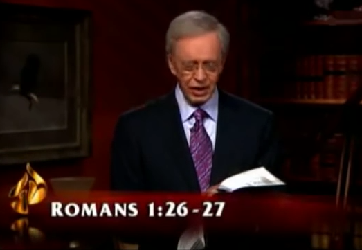 Can A Homosexual Go To Heaven Ask Dr. Stanley