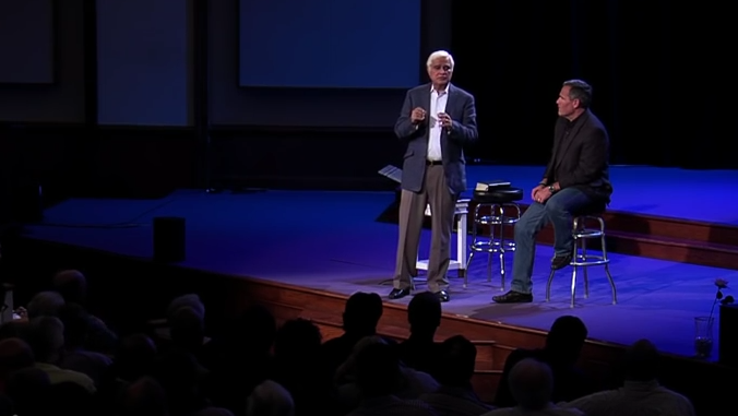 Ravi Zacharias on the Christian View of Homosexuality