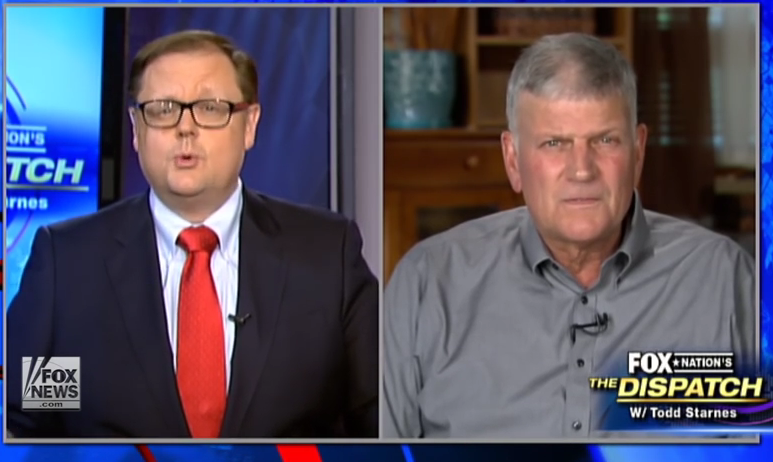 Franklin Graham Christians should prepare for persecution after gay marriage