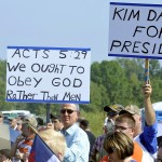 Kim Davis Debate It's Not About Marriage