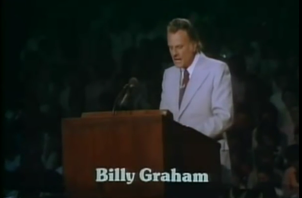 Dr Billy Graham Three Things You Cannot Do Without