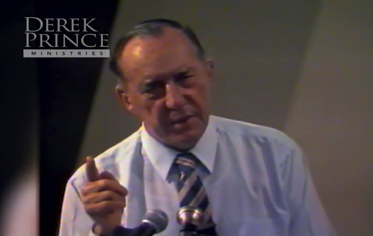 Derek Prince How to Be Delivered