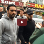 Muslim Migrants In London Shouting 'This Is Our Country Now, GET OUT!'