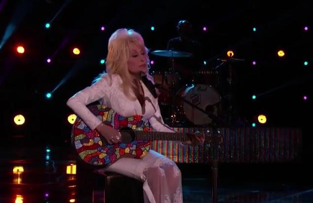 Dolly Parton Talks about Her Faith, Family, and Career