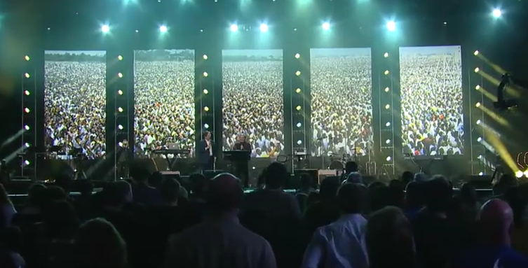 Reinhard Bonnke Fire Power One Thing Conference