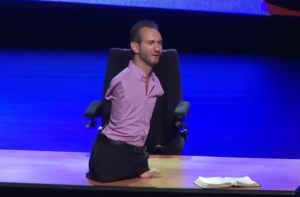 Step Out in Faith Nick Vujicic