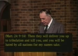 true and false church