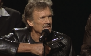 Kris Kristofferson Why Me Lord
