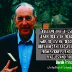 Derek Prince How To Hear Gods Voice