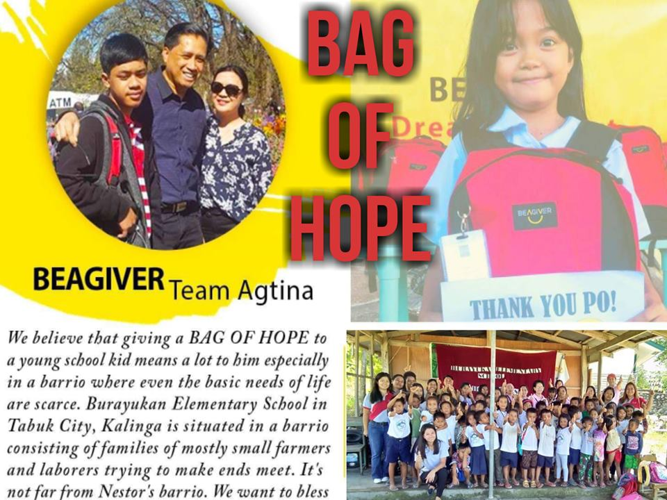 Bag of Hope Campaign